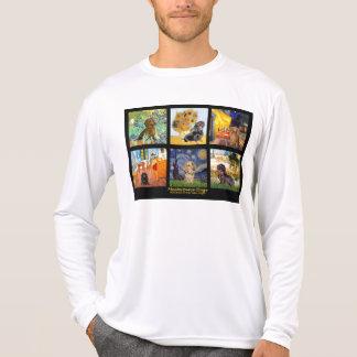 Masterpiece Composite-Dachshunds T-Shirt