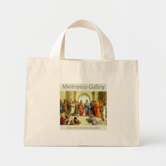 Masterpiece Gallery Logo, Image, Title and URL Bags