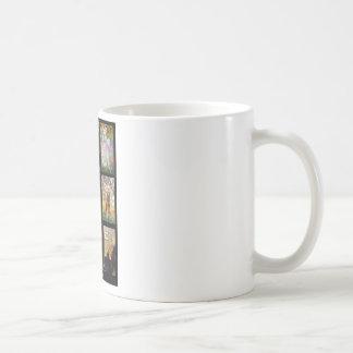 Masterpiece Golden Retrievers Coffee Mug