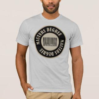 Masters Degree Priceless T-Shirt