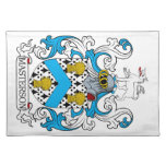 Masterson Family Crest Placemat