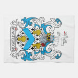 Masterson Family Crest Towels