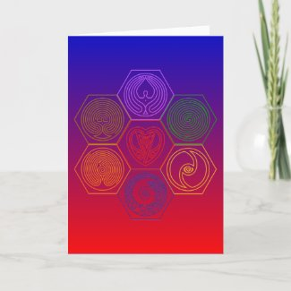 MASTERY OF THE MOMENT - MULTI-COLOR - CARD V5