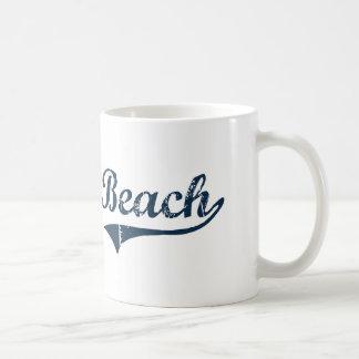 Mastic Beach New York Classic Design Mug