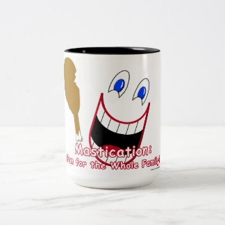 Mastication Fun For the Whole Family 15oz Mug