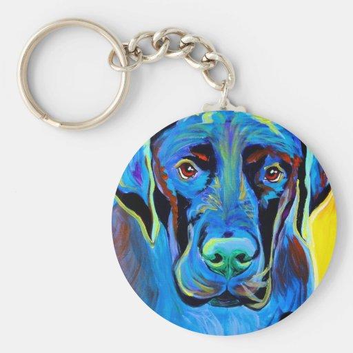 Mastiff #2 keychain