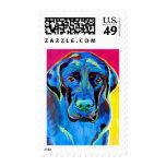Mastiff #2 postage stamp