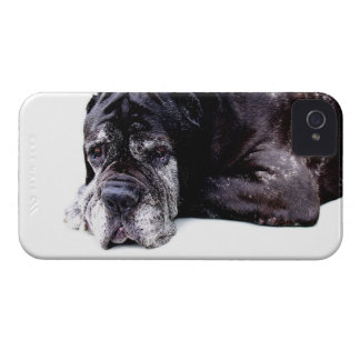 Mastiff Barely There™ iPhone 4 Case