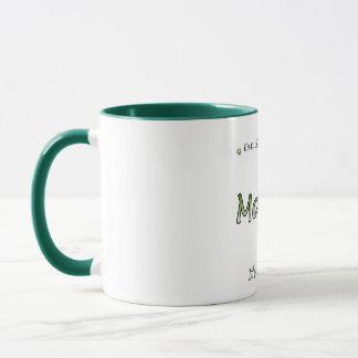 Mastiff Breathe green Mug