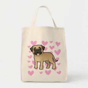 Mastiff Love Tote