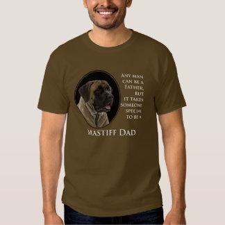 Mastiff Dad Shirt