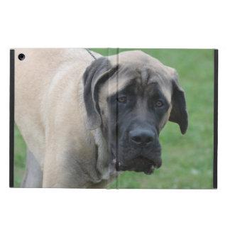 Mastiff Dog Case For iPad Air