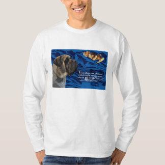 Mastiff Engraving T-Shirt
