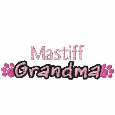 Mastiff Grandma