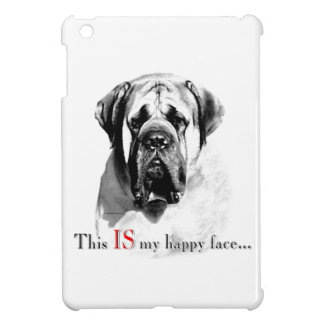 Mastiff Happy Face Cover For The iPad Mini