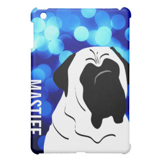 Mastiff Head Tilt Speck Case Cover For The iPad Mini