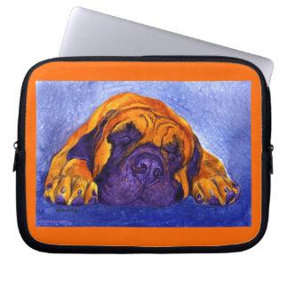 "Mastiff Laptop Sleeve - ""Brutus"""