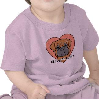 Mastiff Lover Tshirts