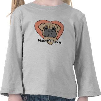 Mastiff Lover Tshirt