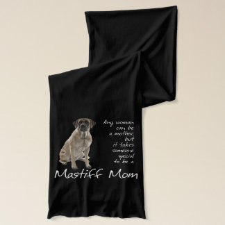 Mastiff Mom Scarf