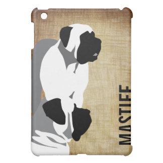 Mastiff pair case iPad mini covers