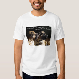 Mastiff Pair T-Shirt