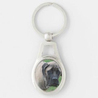 Mastiff Keychain