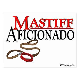 Mastiff Postcard
