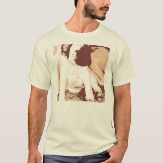 Mastiff Puppy Pop Art T-Shirt