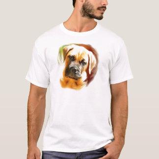 mastiff puppy portrait T-Shirt