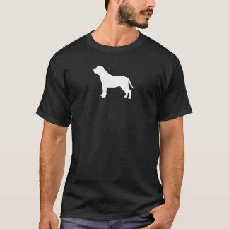 Mastiff Silhouette T-Shirt
