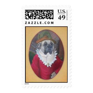 Mastiff Stamp