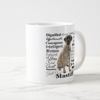 Mastiff Traits Jumbo Mug