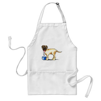 Mastiff Water Maker Adult Apron