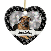 Mastiff X - Berkeley Ceramic Ornament