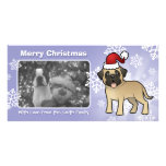 Mastín/Bullmastiff del navidad
