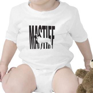 MASTÍN grande Traje De Bebé