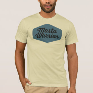 Masto Warrior Blue Men's T T-Shirt