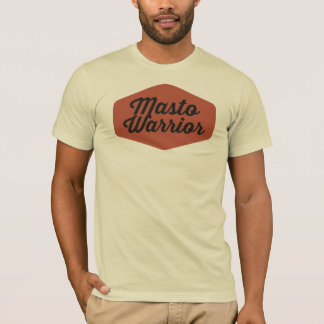 Masto Warrior Red Men's T T-Shirt