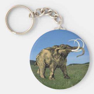 Mastodon Kechain Keychain