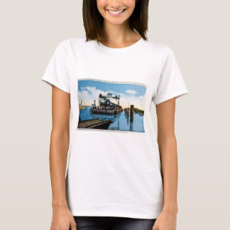 Mastodon Southern Pacific Railway Barge T-Shirt