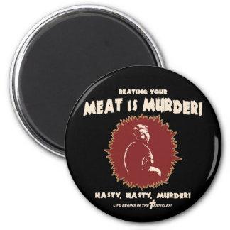 masturb-retro-DKT Magnet