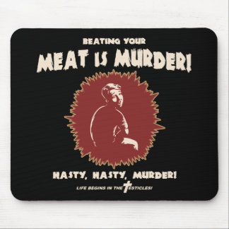 masturb-retro-DKT Mouse Pad