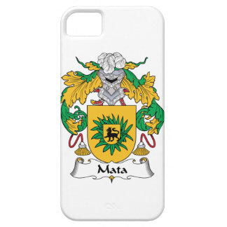 Mata Family Crest iPhone 5 Covers