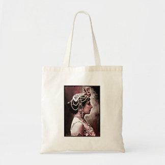 Mata Hari 1910 Canvas Bag