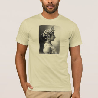 "Mata Hari: ""Beautiful Woman, Dangerous Spy"" T-Shirt"