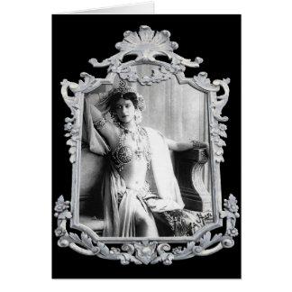 Mata Hari Card
