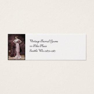 Mata Hari de l'Odeon Mini Business Card