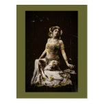 Mata Hari en traje del Harem Tarjetas Postales
