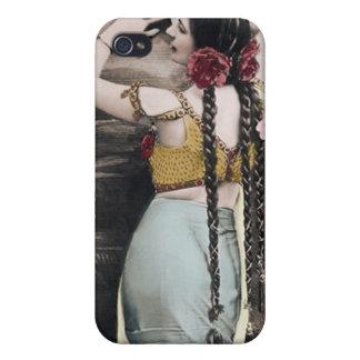 Mata Hari Case For iPhone 4